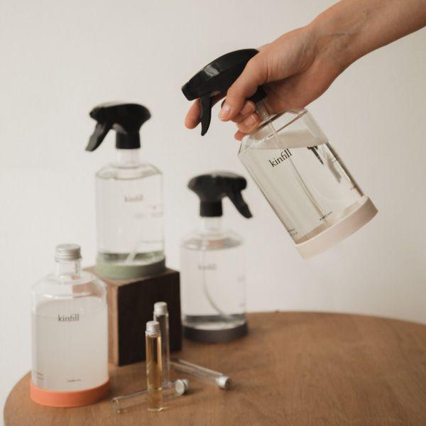Goodtogive - duurzame cadeaus - Kinfill schoonmaak